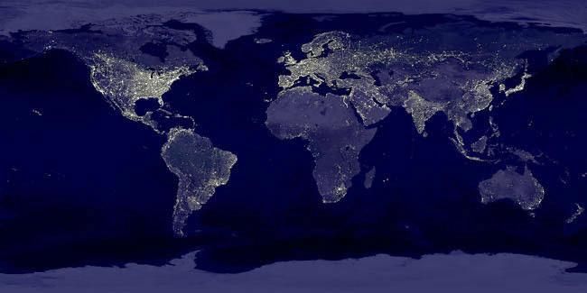 earth of night